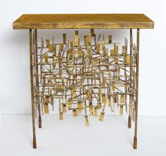 William Bowie A Unique Gilt Metal Console Table by William Bowie - 1835736