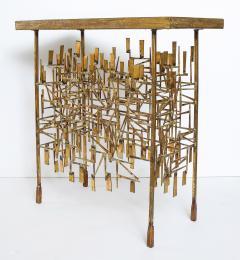 William Bowie A Unique Gilt Metal Console Table by William Bowie - 1835738