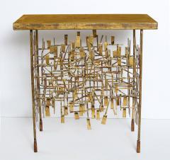 William Bowie A Unique Gilt Metal Console Table by William Bowie - 1835739