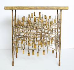 William Bowie A Unique Gilt Metal Console Table by William Bowie - 1835740