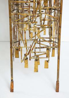 William Bowie A Unique Gilt Metal Console Table by William Bowie - 1835743