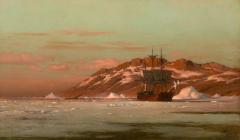 William Bradford American Whaler in Arctic Waters - 1508704