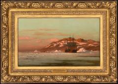 William Bradford American Whaler in Arctic Waters - 1508708