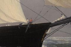 William Bradford Ship Harry Bluff by William Bradford - 88363