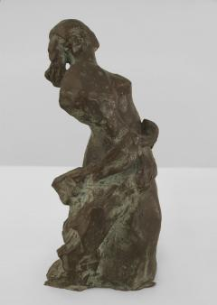 William Cowenberg Dutch Post War Design Abstract Bronze Sculpture - 478966