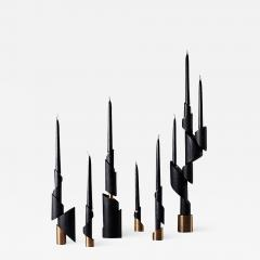 William Guillon ASHES TO ASHES SET 6 Set of 6 candleholders - 2050321