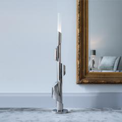 William Guillon TOTEM I Table Lamp Nickel edition - 927731