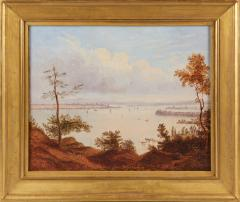 William Henry Bartlett NEW YORK FROM WEEHAWKEN NEW JERSEY - 1338035
