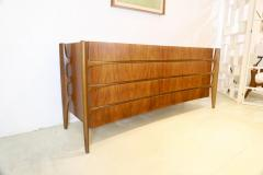 William Hinn William Hinn Double Chest of Drawers 1960s Sweden - 1575163