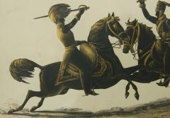 William James Hubard Military Silhouette Handsigned by William James Hubard - 1199375
