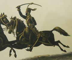 William James Hubard Military Silhouette Handsigned by William James Hubard - 1199377