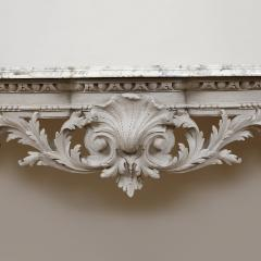 William Jones A George II painted console table - 931280