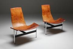 William Katavolos William Katavolos for Laverne International TH 15 Lounge Chairs 1960s - 1468364