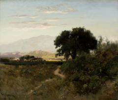William Keith Mount Tamalpais Marin County California c 1880 - 247472