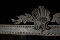 William Kent Antique Painted Palladian Overmantel Mirror - 1214502