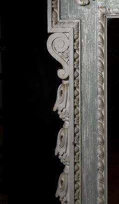 William Kent Antique Painted Palladian Overmantel Mirror - 1214506