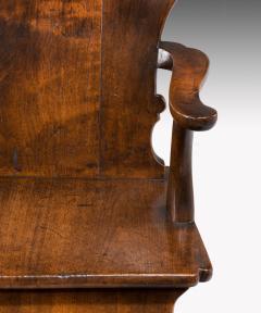 William Kent Rare Mahogany Settee Bench of the William Kent Period - 1141203