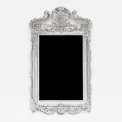 William Kent William Kent Georgian Period White Painted Mirror Looking Glass - 1138219