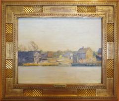 William Langson Lathrop Bright Afternoon Keyport - 696464