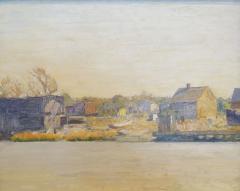 William Langson Lathrop Bright Afternoon Keyport - 696494