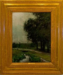 William Langson Lathrop The Old Mill Race - 341609