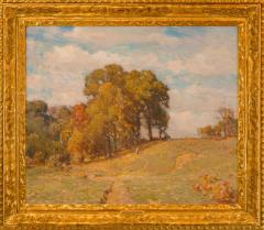 William Langson Lathrop White Oaks and Persimmon Trees - 100785