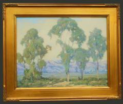 William Louis Otte Santa Barbara Foothills with Eucalyptus - 670800