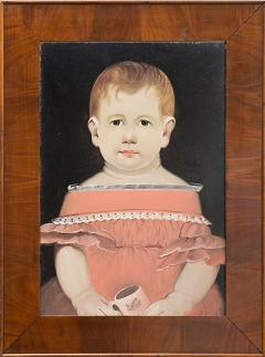 William Matthew Prior Prior Portrait of Child with Mug - 337536