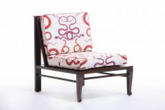 William Pahlmann WILLIAM PAHLMANN THEBES CHAIRS WITH SNAKE FABRIC CIRCA 1964 - 1921856