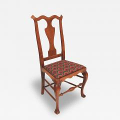 William Savery Maple Queen Anne Side Chair - 81968