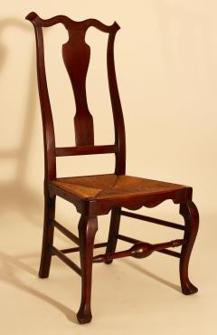 William Savery Maple Queen Anne Side Chair - 241879