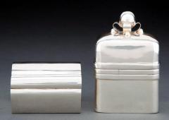 William Spratling Modernist Mexican Sterling Silver Box William Spratling - 2036831