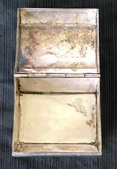 William Spratling Modernist Mexican Sterling Silver Box William Spratling - 2036835