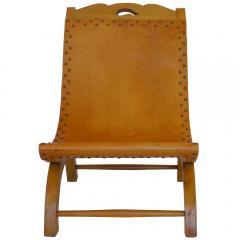 William Spratling Signed Butacque Chair by William Spratling - 596025