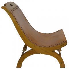 William Spratling Signed Butacque Chair by William Spratling - 596027