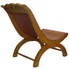 William Spratling Signed Butacque Chair by William Spratling - 596028