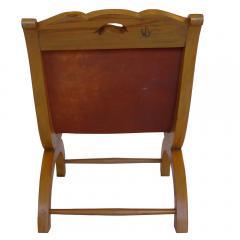 William Spratling Signed Butacque Chair by William Spratling - 596030