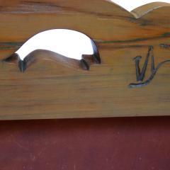 William Spratling Signed Butacque Chair by William Spratling - 596033