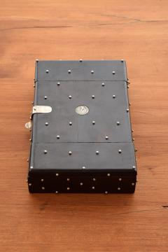 William Spratling William Spratling 1960s Ebony and Silver Set of Dominoes - 1389505