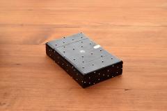 William Spratling William Spratling 1960s Ebony and Silver Set of Dominoes - 1389506