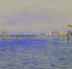 William Stanley Haseltine Fishing Boats Venice - 1201431