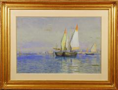 William Stanley Haseltine Fishing Boats Venice - 1201432