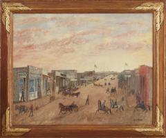 William T Porter Tomstone Arizona Territory - 1574609