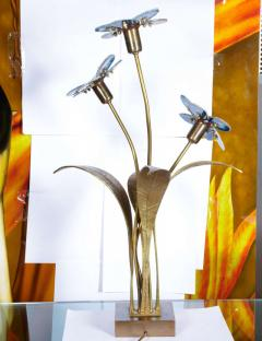 Willy Daro Awesome agate lamp by Willy Daro - 1208196