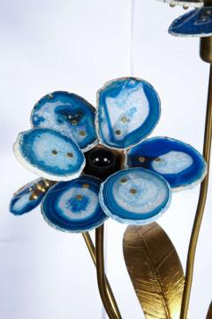 Willy Daro Awesome agate lamp by Willy Daro - 1208200