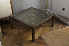 Willy Daro Coffee table by Willy Daro Belgium circa 1970 - 2118894