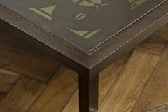 Willy Daro Coffee table by Willy Daro Belgium circa 1970 - 2118898