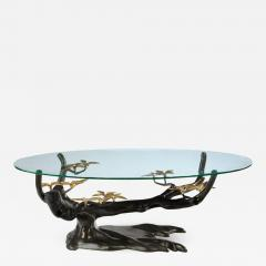 Willy Daro Massive Brass Coffee Table in the Style of Willy Daro Belgium 1970s - 988039