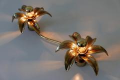 Willy Daro Mid Century Modern Ceiling Fixture or Wall Lamp by Willy Daro for Massive 1970s - 1847599