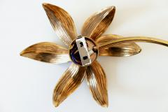 Willy Daro Mid Century Modern Ceiling Fixture or Wall Lamp by Willy Daro for Massive 1970s - 1847606